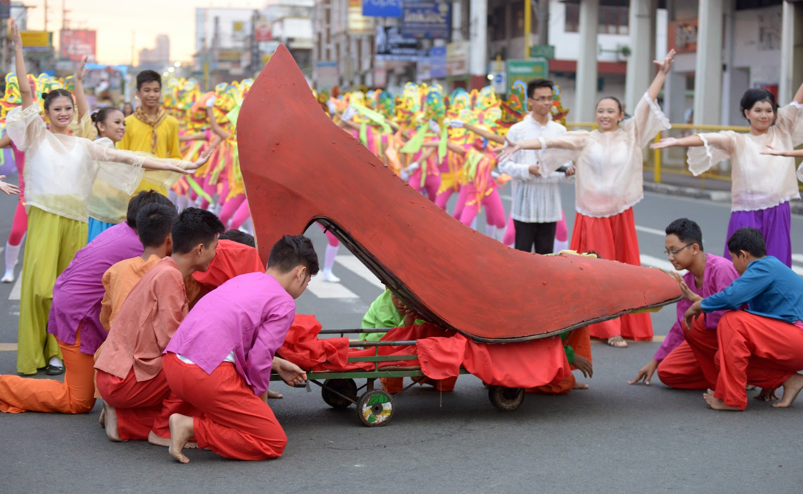 Marikina Events - Sapatos  (shoe) Festival 2014
