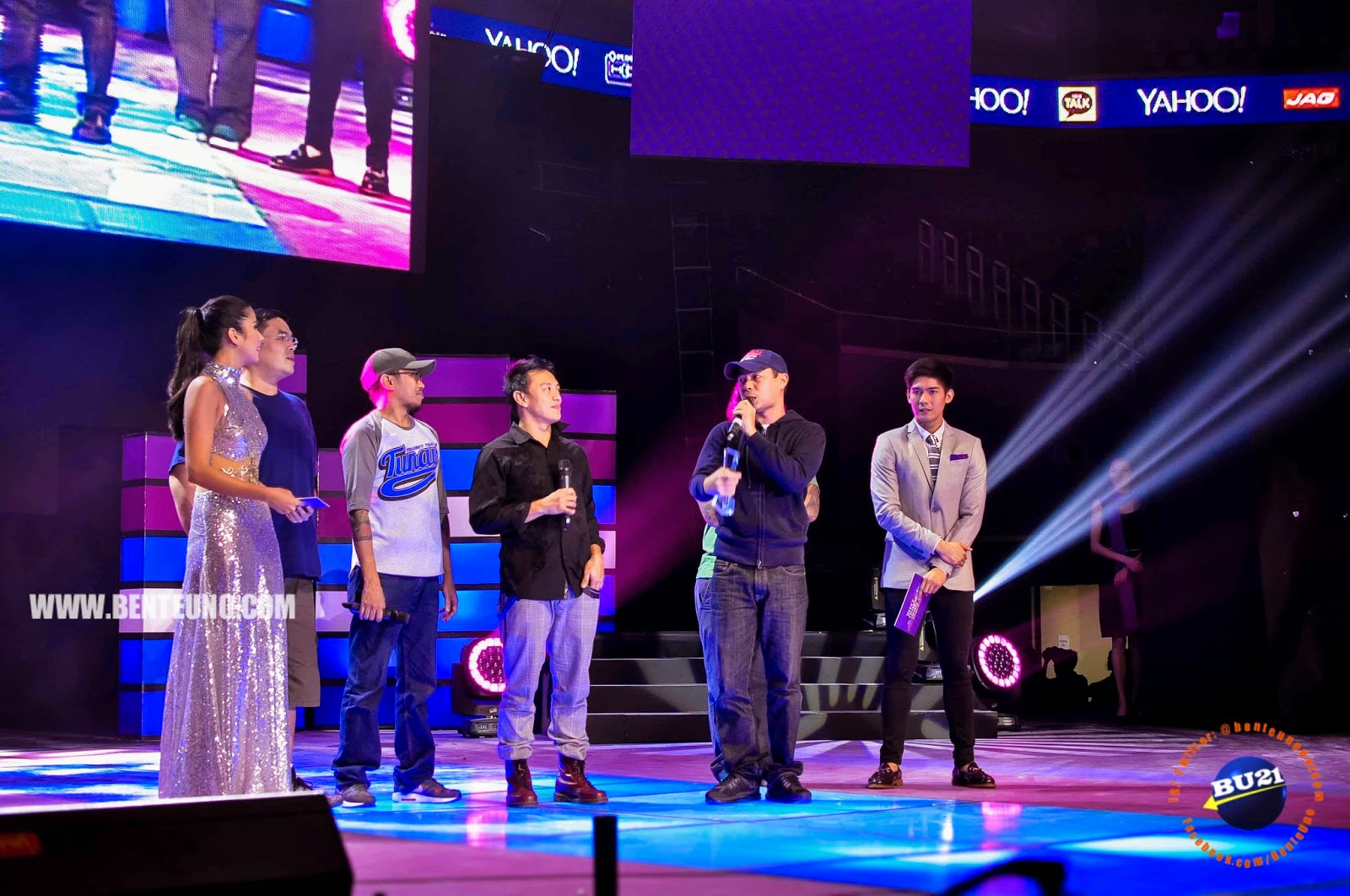 Parokya ni Edgar named Band of the Year at the Yahoo Celebrity Awards 2014