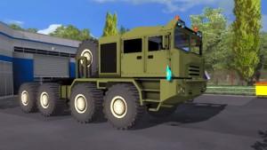 MZKT Volat v 3.0 truck mod