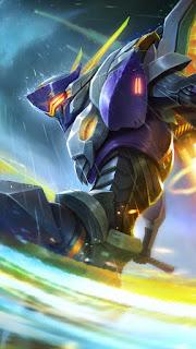Saber Codename Storm Heroes Assassin of Skins V1