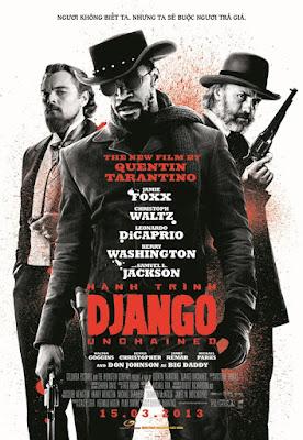 Giải Cứu Nô Lệ - Django Unchained (2012)