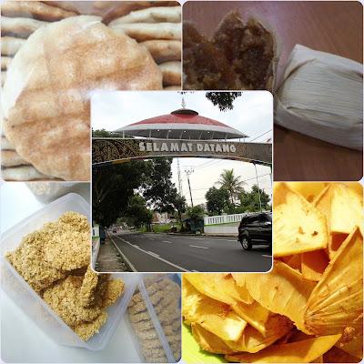 Makanan dan Oleh-oleh khas kota tasikmalaya