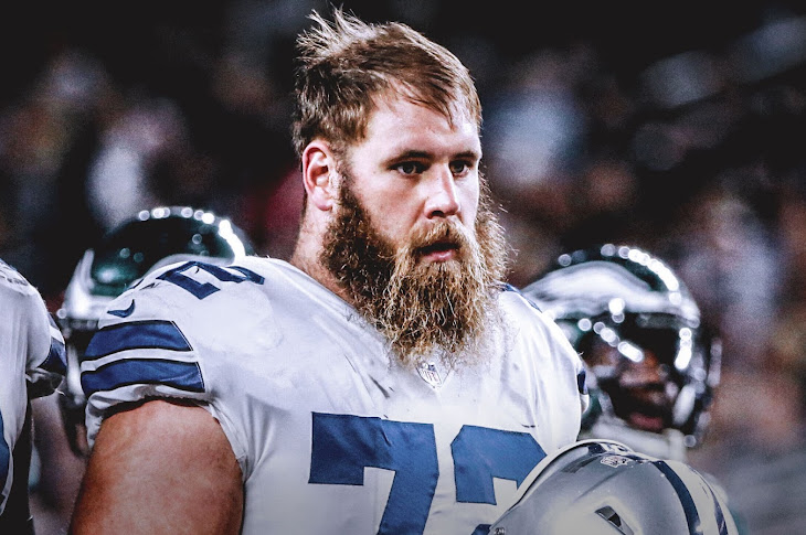 Cowboys Center Travis Frederick Retires From The NFL