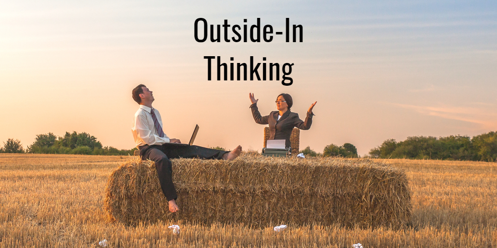 Outside-In Thinking by Isaac Sacolick