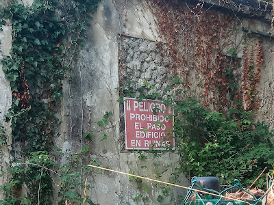 Isla de Pedrosa, Santander