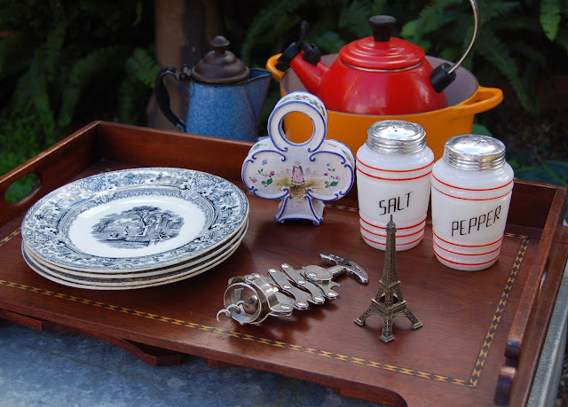 Today S Treasure By Jen Cold Winter Flea Market Amp Loot