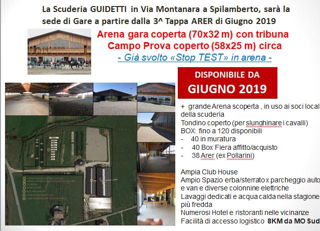 Fiera Erba Calendario.Arer Associazione Reining Emilia Romagna Calendario Gare 2019