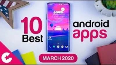 10 Best apps