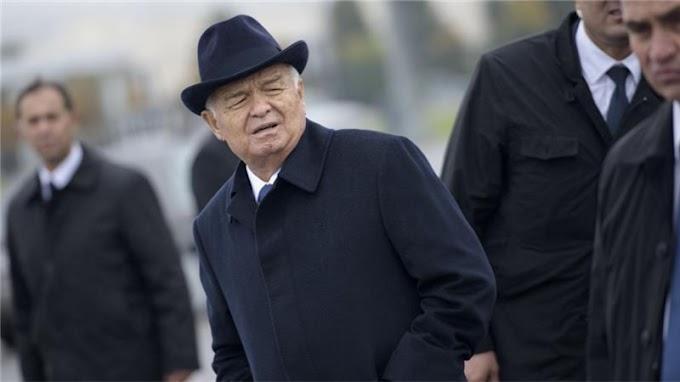 Uzbekistan's President Islam Karimov dies