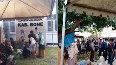Dinkes Bone Tambah Titik Pelayanan Swab Antigen Gratis Bagi Pelamar PPPK, Di Sini Lokasinya