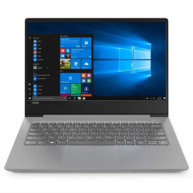 Lenovo Ideapad 330S Intel Core I3 7th Gen 14-inch FHD Thin and Light Laptop
