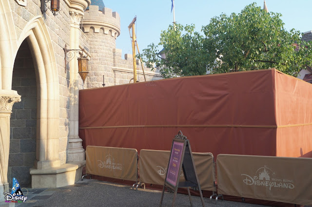 奇妙夢想城堡, Castle of Magical Dreams, 香港迪士尼樂園, Hong Kong Disneyland, HK, Construction Update, Disney Magical Kingdom Blog, HKDL, HKDL Castle, 香港迪士尼 Blog