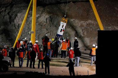 Una década: Los 33 mineros no murieron pero cientos más sí