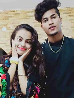 Beauty Khan With Her Bestfriend