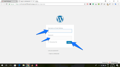 Free Web Hosting (000WebHost) पर WordPress Blog कैसे बनायें (11)