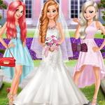 لعبة زفاف المجمدة وارييل