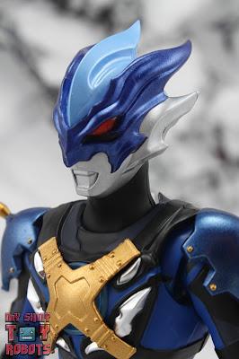 S.H. Figuarts Ultraman Tregear 01