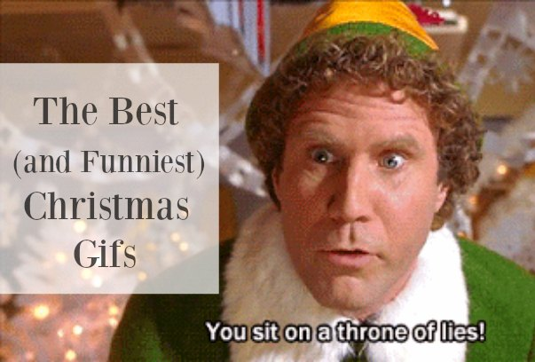image result for best funny christmas gifs gif elf will farrell