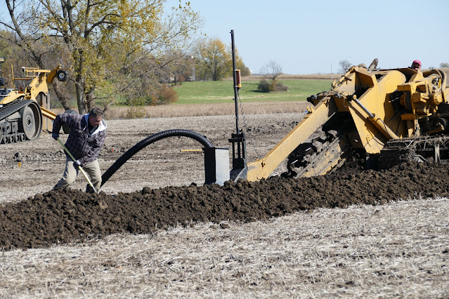 minnesota ag drainage research nutrient management