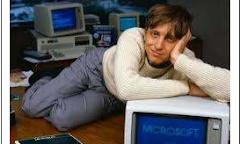 Bill Gates Pendiri Microsoft tak Lulus Hardvard (Inilah 22 Tokoh Otodidak Sejati Yang Mengubah Dunia Bag.2)