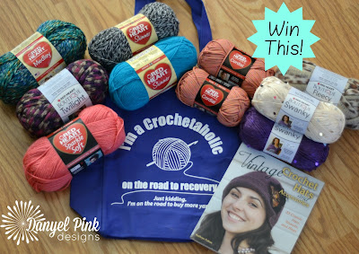 Yarn Stash Giveaway!