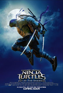 مشاهدة فيلم Teenage Mutant Ninja Turtles Out of the Shadow 2016 مترجم