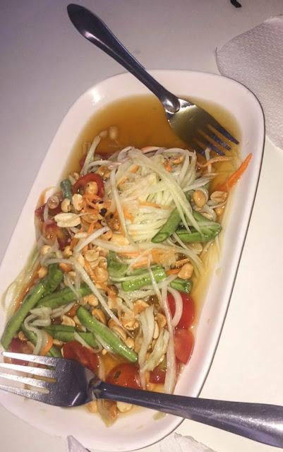 Papaya Restaurant Koh Phi Phi Thailand