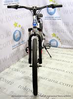 Sepeda Gunung Pacific Revolt 3.0 21 Speed 26 Inci - White Blue