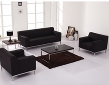 Flash Furniture Waiting Room Seating Configuration