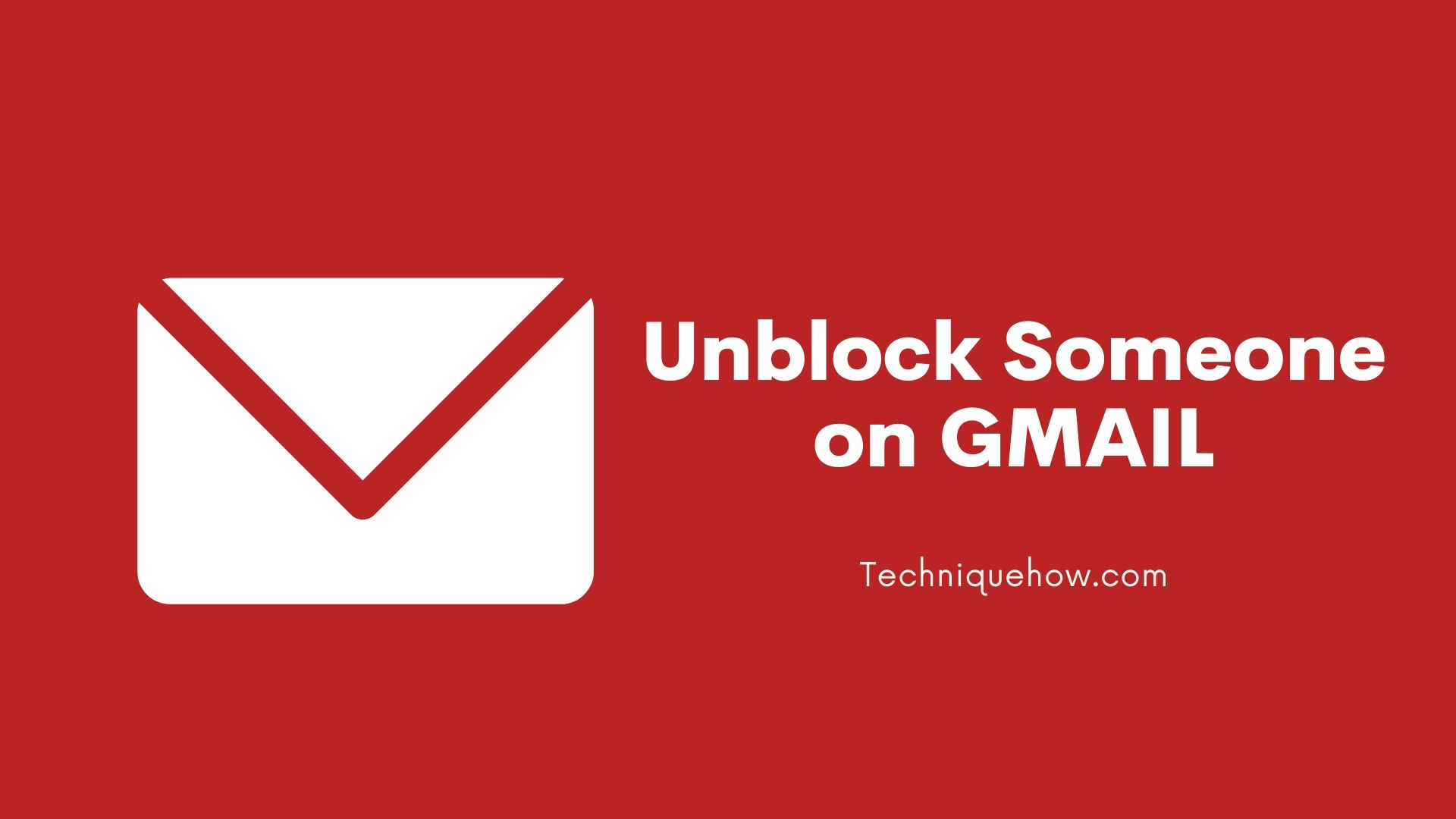 unblock on gmail