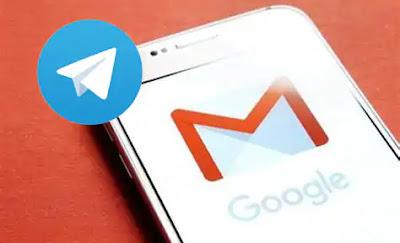 Membuka dan Membalas Email dengan Telegram
