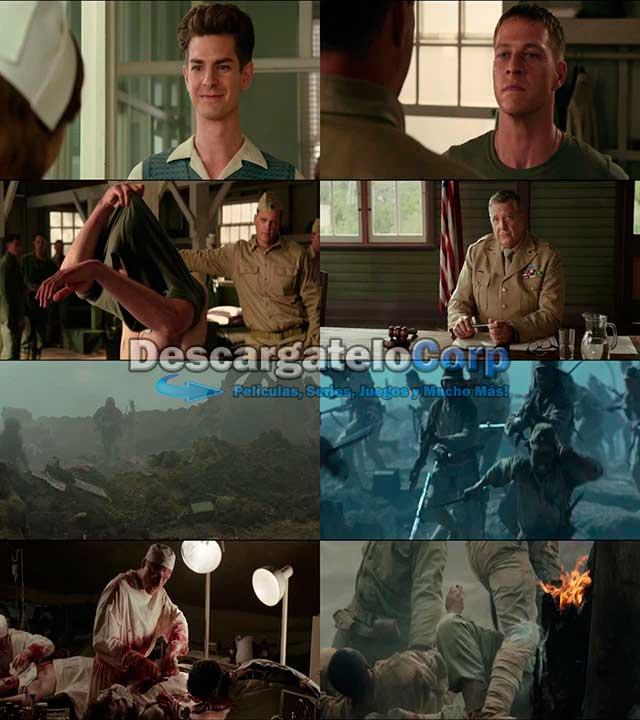 Hasta el último hombre (2016) DVDRip Español Latino