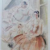 Joan Gil dibujos