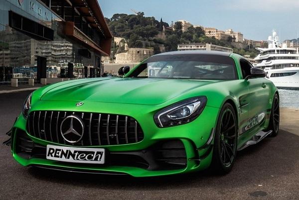 RENNtech Mercedes-AMG GT R Preparaciones