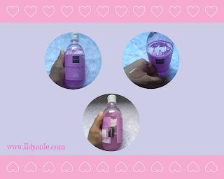 review scarlett whitening varian pomegrante shower scrub kemasan dan cara pakai