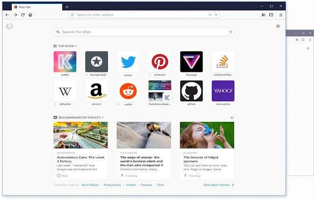 Mozilla Firefox Quantum 62.0.3 Offline Installer Free_2