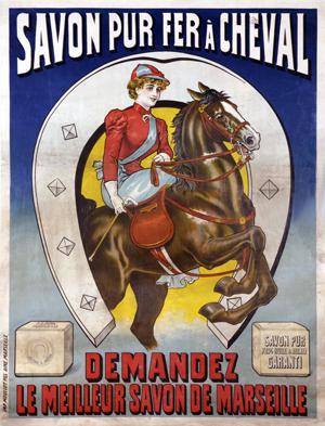 Le monde de prisca savonnerie fer cheval for Fer a cheval savon de marseille