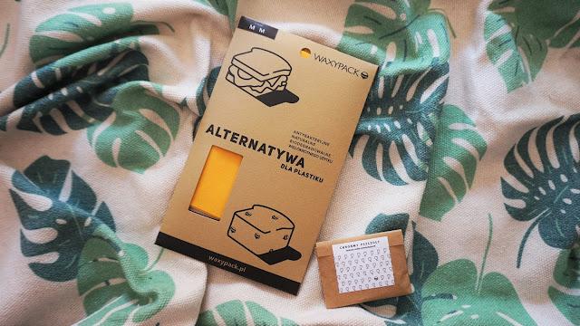 Czym zastąpić folię spożywczą - jak używać woskowijek WaxyPack + KONKURS! | #5 jak być eco friendly