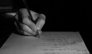poesía a mano alzada