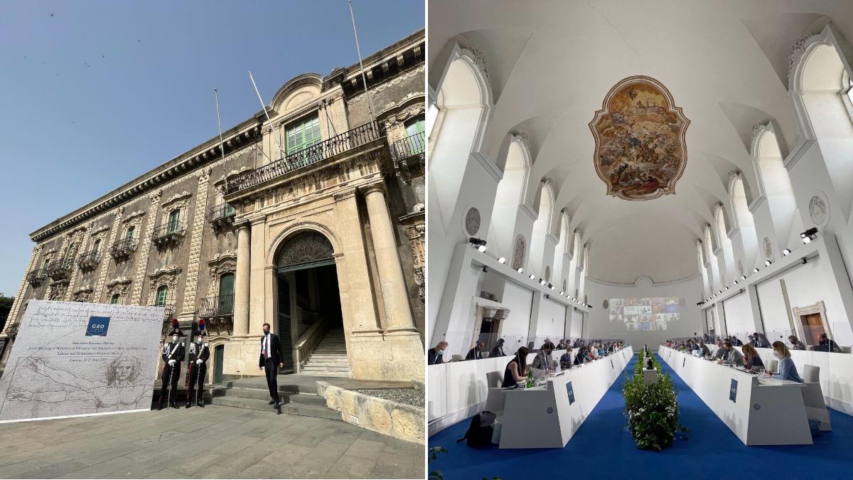 Aumento pernottamenti G20 Catania