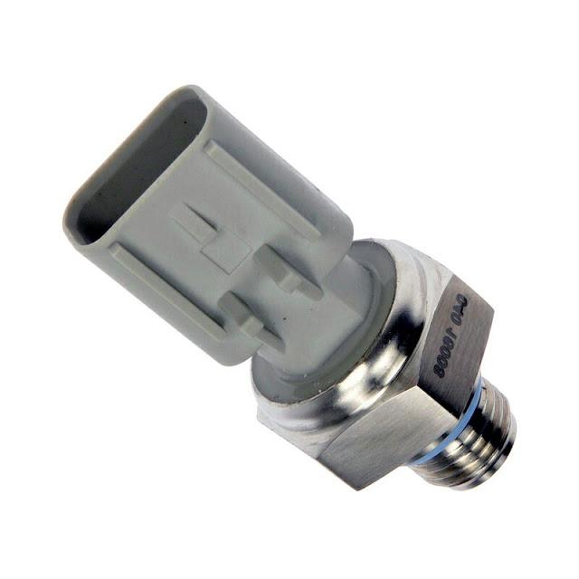 sensor de presion de aceite isx ubicacion