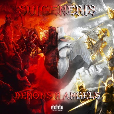 Suigeneris - Demons N Angels (2020) - Album Download, Itunes Cover, Official Cover, Album CD Cover Art, Tracklist, 320KBPS, Zip album