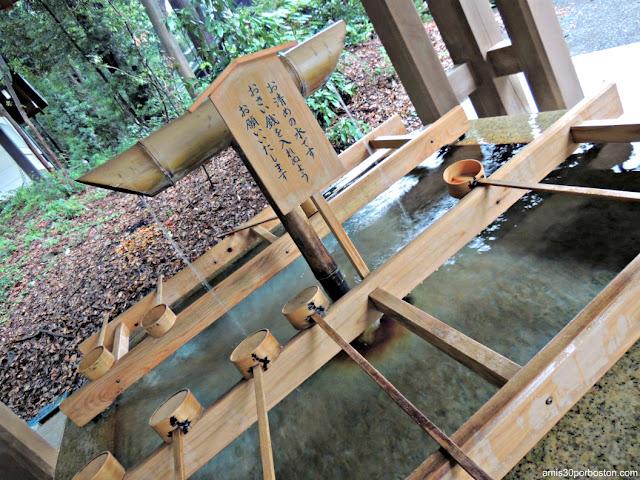 Santuario Meiji Shrine
