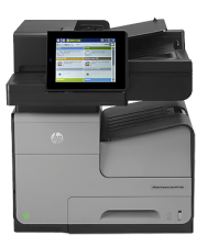 HP Officejet MFP X585f