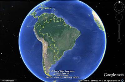google earth | como buscar minerales
