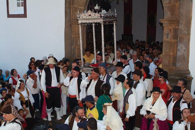 El presupuesto de la próxima Bajada de la Virgen asciende a cerca de 2,5 millones de euros
