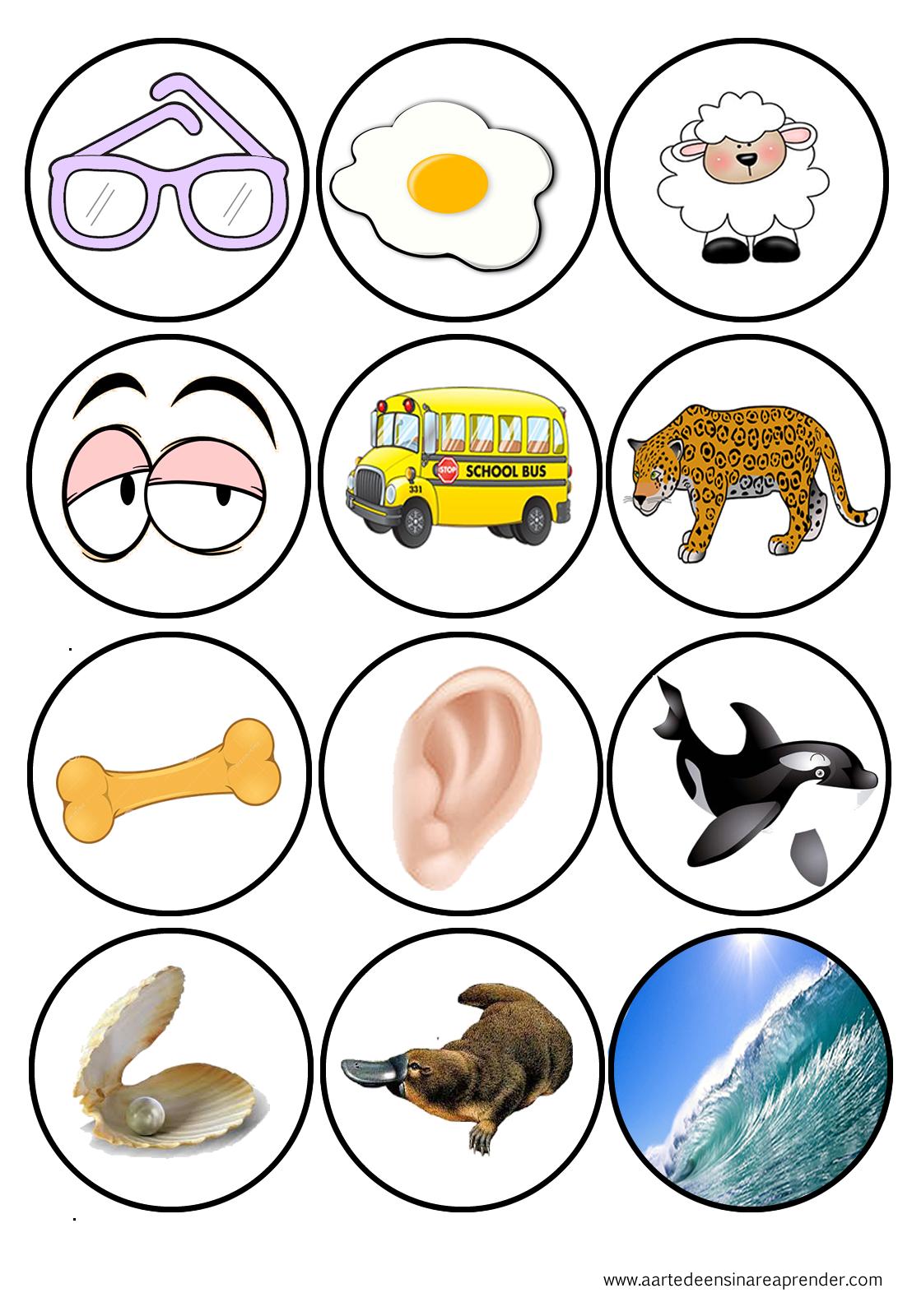 Jogo Das Vogais A Arte De Ensinar E Aprender