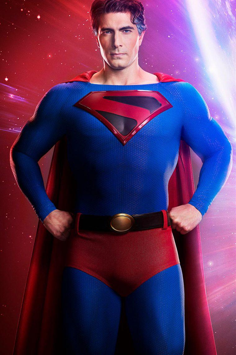 Arrowverse | Brandon Routh aparece como Superman do Reino do Amanhã na Crise das Infinitas Terras