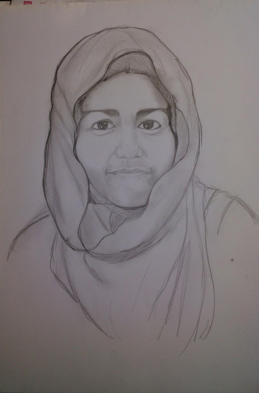 Gambar Sketsa Wajah Kumpulan Gambar Sketsa Wajah Dengan Pencil
