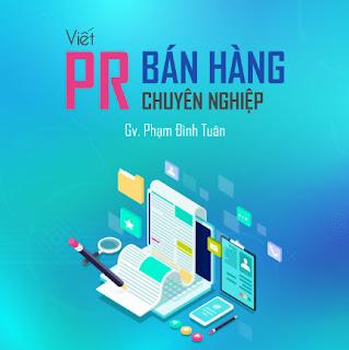 Kỹ năng viết PR bán hàng ebook PDF-EPUB-AWZ3-PRC-MOBI